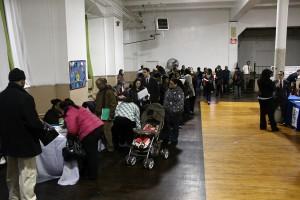 El desempleo en el condado de un 12.5% permanece el más alto en el estado.