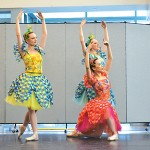 The New York Theatre Ballet (NYBT) performed The Nutcracker at the New York-Presbyterian Morgan Stanley Children's Hospital.