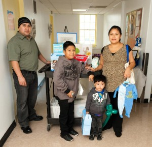 """I would recommend the Stork's Nest to anyone,"" said Genovena Nieto, 24, who participated in the Union Community Health Center program for expectant mothers."