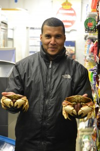 You'll never know what you'll find at the bodega. Vendor John Matos stops by to show off his wares at the Deli Grocery on Broadway.