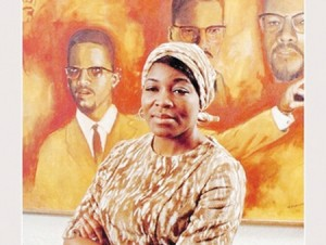 Take a visit to see to the Malcolm X and Dr. Betty Shabazz Center to learn more about its female namesake.