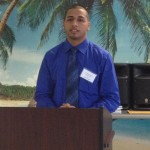 """This program was the first one that supported me,"" said Kevin Linares, a third-time recipient."