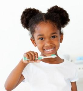 February is National Children's Dental Health Month.