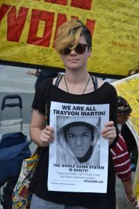 Riley Ruiz was critical of the prosecution. Photo by Robin Elizabeth Kilmer
