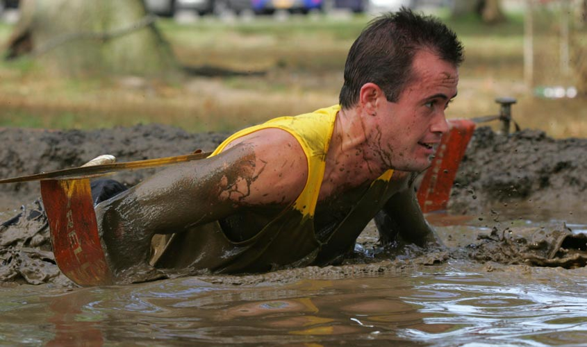 The Merrell Down and Dirty Mud Run is America's most popular mud run series.