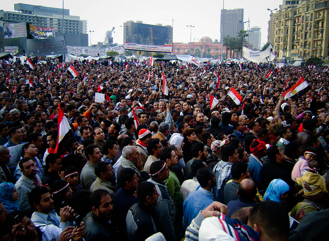 What is happening in Egypt? Photo: Maggie Osama via Flickr - Creative Commons