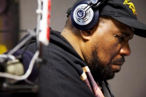 One of the exhibit's subjects is hip-hop icon Afrika Bambaataa. <br><i>Photo: Courtesy of We the People</i>