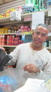"""""""I decided to change to help the community,"""" said Will Troncoso, owner of Makey Deli Grocery."""