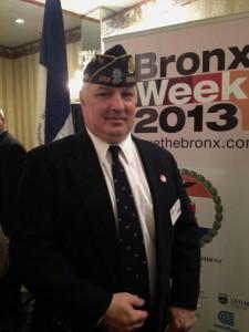 Joe Mondello, chairman of Bronx Veterans Advisory Council(web)