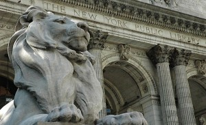 The work of the Piccirillis brothers, who carved the lions in front of the New York Public Library, will be discussed.