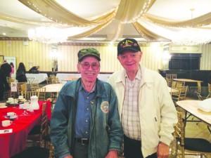 Veterans Charles Fear and Glenn Jennings(web)