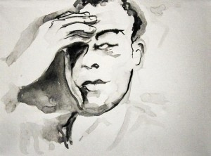 He has often looked to activists and writers, such as James Baldwin.