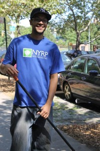 Charlie Reynoso, NYRP's Community Initiatives Coordinator for the Bronx and Manhattan, will be part of the fun.