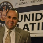 """It's important to engage,"" said Hispanic Federation President José Calderón at the Unidad Latina Conference. Photo: R. Kilmer"