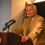 Majority Leader and Senator Dean Skelos was one of the organizers. Photo: R. Kilmer