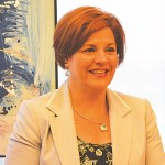 City Council Speaker Christine Quinn will be honored at the Gala. Photo: R.Kilmer