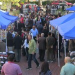 Hundreds turned out for the three-day cultural expo.