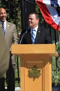 Assemblymember Luis Sepúlveda.