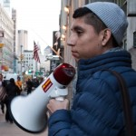 """""""It's not an issue that affects just New York; it affects everybody in the nation,"""" said Antonio Alarcón."""