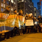 """""""Our government should acknowledge people like my grandparents,"""" said Make the Road New York lawyer Magdalena Barbosa"""
