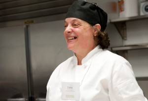 Portuguese chef Luísa Fernandes will visit St. Catherine's Academy.