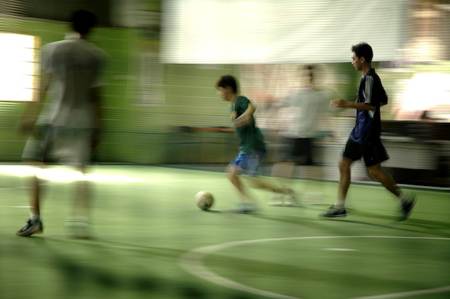 The teen program offers activities like sports, dance, and cooking.