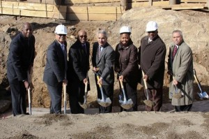 The Acacia Network celebrated the start of construction of the West Tremont Senior Residences.