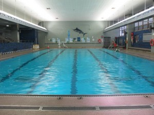 This system provides all the hot water at Saint Ann's RecreationCenter, including that of its pool.