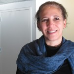 Altagracia Dilone Levat is the Director of the Alianza Dominican Center, where films will be screened.