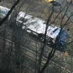 """""""A lot of dirt and stones and tree limbs were going through the cars,"""" said Gov. Andrew Cuomo. Photo: D. Santos"""