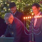 For the past two decades, the New York Botanical Garden (NYBG) has kicked off the holiday season with its tree lighting ceremony; a menorah too is lit.