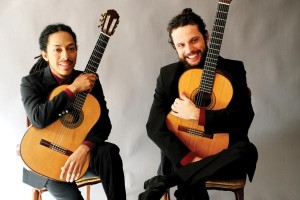 The Brasil Guitar Duo was the 2006 winner of the Concert Artists Guild International Competition.
