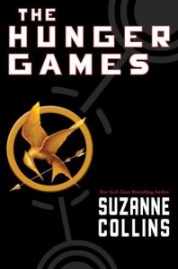 Children also read The Hunger Games and discuss the popular book's themes.