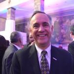 """We're building the foundations,"" said Hostos Community College President Félix Matos-Rodríguez."