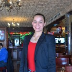 """""""It's our special soup,"""" said Caridad manager Daily Almonte."""