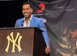 """This is a dream that has turned to reality,"" said bachata superstar Romeo Santos about his upcoming concert at Yankee Stadium. Photo: QPHOTONYC"