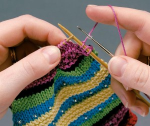 Poe Park Visitor Center will offer intermediate and advanced leveled knitting and crocheting classes every Saturday.