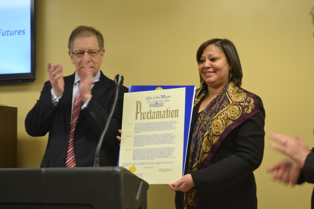 BronxWorks has been recognized by the Department of Youth and Community Development in the past. Photo: John Higgins