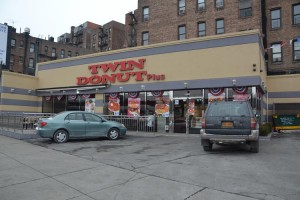 Inwood's Twin Donut has been beckoning for almost two decades.