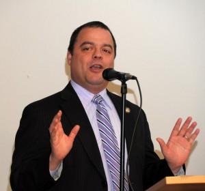 Assemblymember Luis Sepulveda.