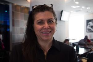"""""""Muy relevante"""", es como la participante Teresita Krueger, socia de Latin Business Today, describió su experiencia en la conferencia. Foto: M. Cummings"""