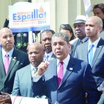 "Espaillat said he was ""deeply humbled"" by the support."