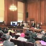 """My doors are open,"" said the Hon. Nélida Malavé-González, the borough's first Latina Surrogate Court justice."