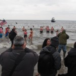 The Coney Island Polar Bear Club is the oldest winter swimming organization in the U.S.
