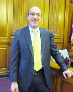 """These people do God's work,"" said Michael P. Hausler, Chief Clerk of the Surrogate Court."