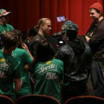 The program is a nationwide competition for student films.