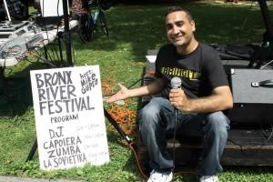 Mike Gupta is an avid volunteer.