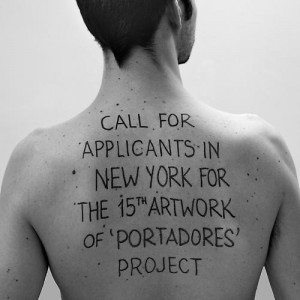 The Bronx Museum of the Arts will host the performance of Portadores.