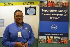 """I'm proud of the members we serve,"" said social work care consultant Danielle Dixon."