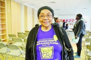 """""""Es una muy buena escuela"""", dice Pilar Luis de la escuela comunitaria de su nieta."""